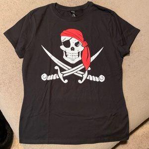 Women's pirate t-shirt